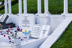 Aberfan 3 (Scobie62) Tags: cemetry wales graves tragedy aberfan