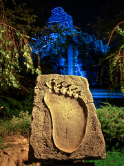 "Matterhorn Bobsleds and Yeti Footprint • <a style=""font-size:0.8em;"" href=""http://www.flickr.com/photos/85864407@N08/8028657815/"" target=""_blank"">View on Flickr</a>"
