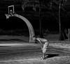 END GAME (Chuck LaChance) Tags: shirtless blackandwhite bw men basketball noiretblanc