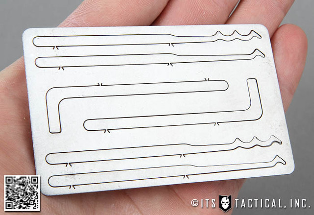 ITS Titanium Entry Card 01