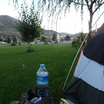 "Tonight's campsite before dark <a style=""margin-left:10px; font-size:0.8em;"" href=""http://www.flickr.com/photos/59134591@N00/8033618516/"" target=""_blank"">@flickr</a>"