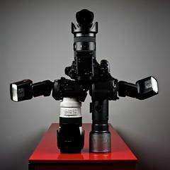233/365(+1) (Luca Rossini) Tags: camera light color 35mm project studio lens robot sony flash voigtlander sigma apo 400 365 f56 f25 strobe skopar fisheyeadapter voigtlandercolorskopar35mmf25 sonya700 hvlf42am sonya900 mmountadapter hvlf20am sonya850 cz2470f28 nex7 sonyemount16mmf28 3651daysofnex7 366nexblogspotcom sonyg70200f28 sonyalphabot