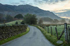 Leading Lines (.Brian Kerr Photography.) Tags: mist lakedistrict cumbria langdale lea