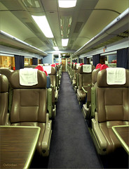 First Class - First Great Western (oxfordian.world) Tags: uk greatbritain england london train zug gb firstclass firstgreatwestern grossbritannien ersteklasse fgw firstclasscabin traininteriors oxfordian 201209 oxfordianworld oxfordiankissuth