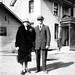 1940 - Mabel, Mark Prophet - (b&w)