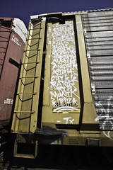 ? (Revise_D) Tags: railroad art graffiti steel rail cine graff straight tagging freight revised rolli savage fr8 897 benching chusk ratek miruk fr8heaven revisedesigns