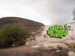 Tan fresca (ssKKzz) Tags: graffiti tick bombing skeez throwup kzr uds throwie skez udskuad