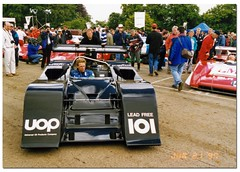 1971 Shadow Chevrolet MklllB Can Am. Goodwood Festival of Speed 1997 (Antsphoto) Tags: auto shadow classic car sussex classiccar britain historic fos goodwood carshow motorsport autosport canam kodakfilm motoracing goodwoodhouse canoneos600 antsphoto anthonyfosh goodwoodfestivalofspeed1997