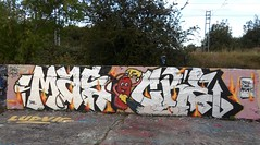 north london,,,,masicre! (Massiwarrior.....) Tags: london buzz graffiti flames carve chrome writer smc tottenham ludvig dose hotwings cheeseontoast masika silverdub condem healthnsafety masica masicre masiker eblitz niggersknow cantdousetheflames fukinabout keepinthefiresgoin