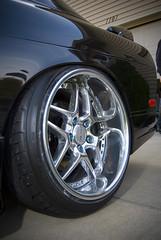 (blackej7) Tags: street cars car race bride nissan cusco performance fast racing event turbo jdm volk imports drifting drift 240sx kouki oem nardi 180sx s13 ls1 advan sr20det sr20