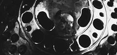 (marcinszprengiel) Tags: vsco teufel eldiablo eltio blackwhite grafik details closeup dutchmasters portrait view outerspace blackholes angle reflections devilindetails nonstreet blackandwhite bw