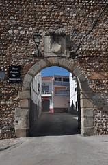 Galisteo (Cceres). Muralla. Puerta del Rey (santi abella) Tags: galisteo cceres extremadura espaa murallas