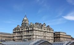 Balmoral Hotel Edinburgh (mikebisland) Tags: hotel edinburgh