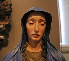 Victoria & Albert Museum (Andrew-M-Whitman) Tags: victoria albert museum london va bust virgin sorrows