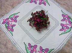 11 (AneloreSMaschke) Tags: tecido xadrez bordado interior decoração artesanato