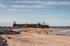 (sammys gallery) Tags: perch mersey fort river wirral newbrighton england unitedkingdom beach