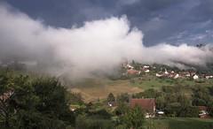 Aprs l'orage (mrieffly) Tags: vosgesalsace hautrhin geishouse orage nuages t canoneos50d