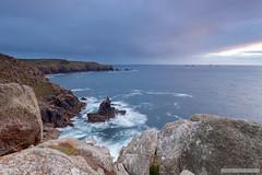 Irish Lady Lands End (marona-photography) Tags: sennencove england unitedkingdom irishlady seastack landsend