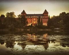 Castello Del Valentino (Marck Minieri) Tags: italia italy torino turin castello castle valentino magic fiaba favola