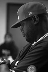 Check the profile (Brotha Kristufar) Tags: portrait portraits portraiture monochrome black white canon studio hip hop culture nyc harlem brooklyn uptown explore explored views profile work