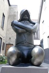 Sorel Etrog, Sunbird II (art_inthecity) Tags: sculpture publicart art public gallery galleries toronto ontario yorkville canada outdoor creativecommons attribution