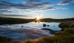 Sunset at Sjursvika (B_Olsen) Tags: sunset reflections sjursvika senja norway nikond800 nature sky landscape