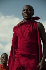 Masai portrait (jhderojas) Tags: masai mara portrait kenia
