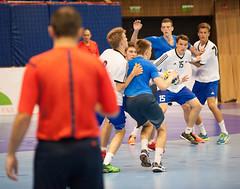 Ukraina - Suomi (2/2) (aixcracker) Tags: nikond3 ehf m18 european championship varna bulgaria bulgarien ukraine ukraina finland suomi iso3200 handball handboll ksipallo august augusti elokuu sport sports urheilu team lag joukkue