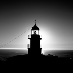 into the darkness (Herminio.) Tags: oscuridad amanecer faro gua luz sol alba costa cabo creus catalua mediterraneo verano foscor far guia llum cap catalunya mediterrani estiu dusk dawn lighthouse guide light sun coast cape catalonia mediterranean summer