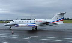 D-CFOR (RJE Aviation Images) Tags: dcfor air alliance learjet 35 r35a cn 35a656 ex gzmed london southend airport egmc sen
