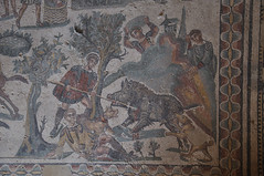 DSC_4075 (giuseppe.cat75) Tags: villadelcasale roman mosaics sicilia italy ancient amazing romanvilla romanempire