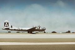 (CarbonNYC [in SF!]) Tags: b29 dwight fifi monterey airplane bomber flight flightseeing plane vintage