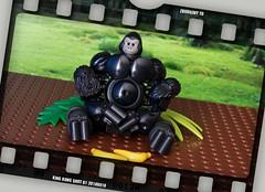 King Kong (crises_crs) Tags: figure kingkong ape gorilla zbudujmyto lego