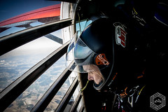 Ready to race... (mathieufournel) Tags: skydiving sky flying jumping blueskies parachute action sports