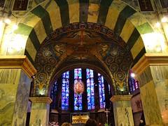 Blick auf den Altar im Aachener Dom (Sophia-Fatima) Tags: nikonflickraward aachenerdom aachen nordrheinwestfalen deutschland