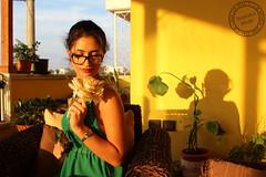 Model Francesca (Davide Ciurlia) Tags: francesca beautiful bellezza sunset rose love tenerezza tenderness