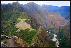 Machu Picchu from Waynapicchu