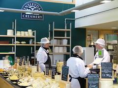 Wensleydale Creamery, Hawes, North Yorkshire