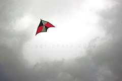 brewing up a storm... (ggcphoto) Tags: light kite storm black clouds fly sony gettyimages flyingkite sonyalpha brewingupastorm gettyimagesirelandq12012