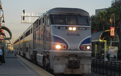 Anaheim Amtrak (3711) (DB's travels) Tags: california railroad amtrak orangecounty tempcrr