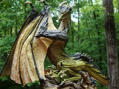 Mama Dragon (ridureyu1) Tags: mom toy toys actionfigure wings dragon mommy mama eggs greendragon babydragon motherly toyphotography mcfarlanesdragons wingsfolded mamadragon dragonhatchling motherdragon eternaldragon dragonnest sonycybershotdscw220 eternalclandragon
