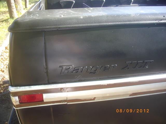 ford ranger f100 pickuptruck 100 1972 xlt ec9354