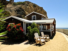 """Crystal Cove State Park - The """"Beaches"""" House (phxdailyphotolady) Tags: ocean beach movie cabin cove cottage"""