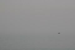 Sunset over Samfya Lake (virtualwayfarer) Tags: africa travel sunset lake fishing african backpacking fishingboat zambia adventuretravel zambian nohorizon ruralafrica samfya alexberger virtualwayfarer luapulaprovince