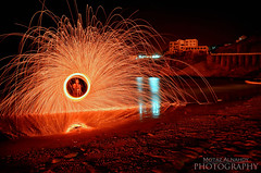 Light painting (Motaz Alnahdy) Tags: night nikon yemen aden 18105 d7000 bestcapturesaoi