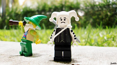 Week 36 (chrisofpie) Tags: chris project pie toy toys outdoors funny lego jester lol liam legos hero knight brave heroes minifig weeks mime 52 minifigure minifigures 52weeks stunningphotography legohero whitejester stunningphotogpin chrisofpie 52weeksofliamthemime
