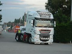 david g davies daf xf 105 (m11 erf) Tags: david truck wagon g lorry newark davies daf truckfest