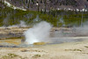 Biscuit Basin (bhophotos) Tags: travel blue usa white nature colors pool yellow landscape geotagged nikon yellowstonenationalpark yellowstone wyoming geyser hotspring thermal ynp wy runoff biscuitbasin d700 1635mmf4gvrii bruceoakley