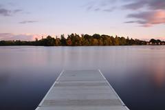 Little Lake - B+W 10 Stop ND (J. Peever) Tags: peterborough littlelake bw10stopnd bwnd 10stopbwnd