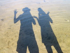 Our Shadow's in Kings River